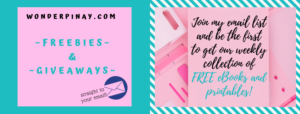 Email List Banner 1
