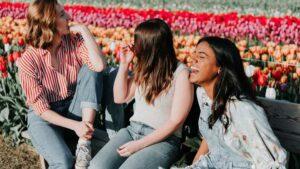 International Women's Friendship Month