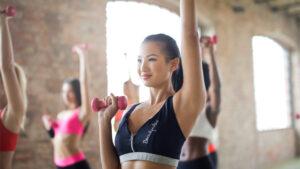 single mom fitness routine
