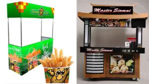 food kiosk franchise